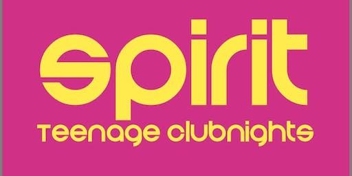 Spirit Teenage Club-Nights Ultraviolet Party