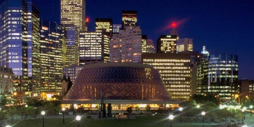 Halloween Massacre inside Roy Thomson Hall : Saturday Oct 26, 2019