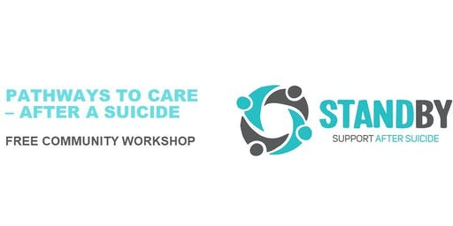 PATHWAYS TO CARE – AFTER A SUICIDE