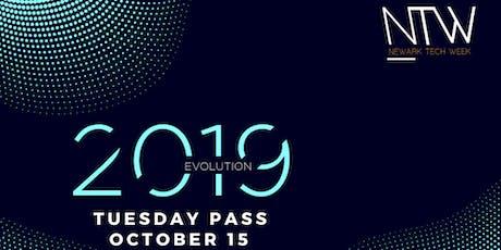 Newark Tech Week: Tuesday Pass - Full Access tickets