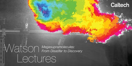 Megasupramolecules: From Disaster to Discovery tickets