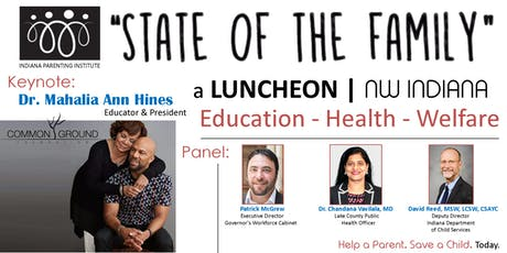State of the Family Luncheon - NWI tickets