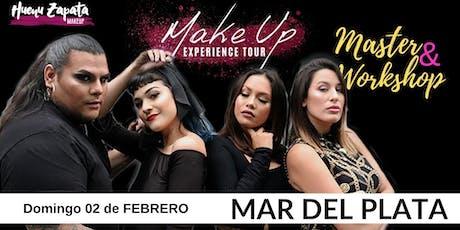 MakeUp Experience Tour Mar del Plata entradas