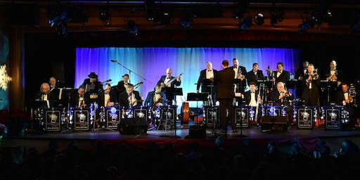 The HdG Arts Collective presents: The Melting Pot Big Band and Friends