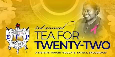 A Sister's Touch - Educate, Expect, Encourage tickets