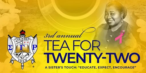 A Sister's Touch - Educate, Expect, Encourage