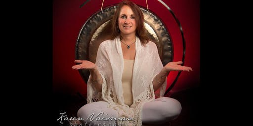 Intuitive Hour and Gift of Gong, Nov. 21