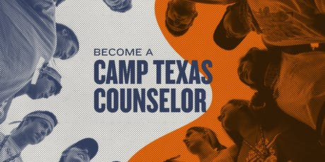 Camp Texas 2020 - Counselor Info Session tickets