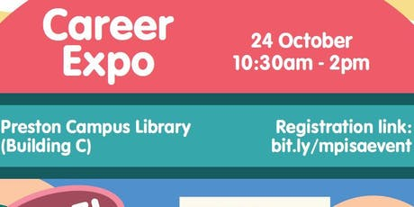 Welcome to Melbourne's North Career Expo tickets