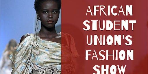 ASU'S Fashion Show Modeling Casting