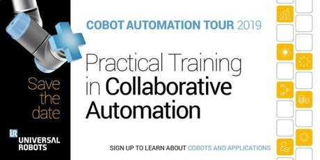 Cobot Road Show 2019: Orange County, CA tickets