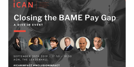 Dive In Festival 2019 - Closing the BAME Pay Gap tickets