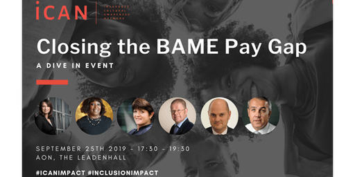 Dive In Festival 2019 - Closing the BAME Pay Gap