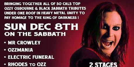 Ozzy's 70th Birthday Celebration (Tributes) tickets