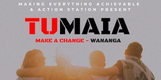Tumaia - Rangatahi into Leadership Wananga