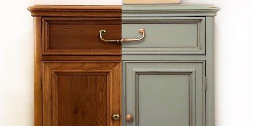 Furniture Painting Basics