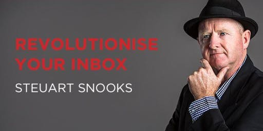 Revolutionise Your Inbox Masterclass - Get control of your email & workload