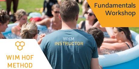 Wim Hof Method Fundamentals Workshop @ SAIT tickets