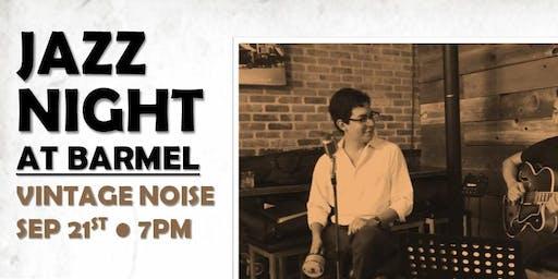JAZZ NIGHT at Barmel