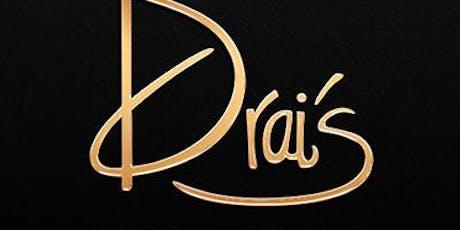 DJ Franzen at Drais Nightclub Free Guestlist - 9/22/2019 tickets