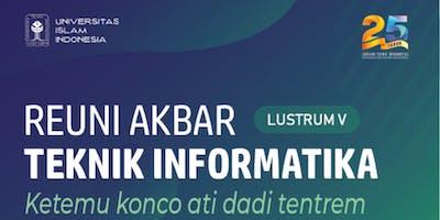 Lustrum V - Reuni Akbar Teknik Informatika, Universitas Islam Indonesia