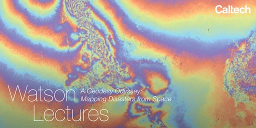 A Geodesy Odyssey: Mapping Disasters from Space