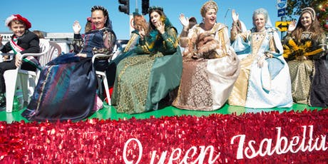 Italian Heritage Parade at Tacolicious tickets
