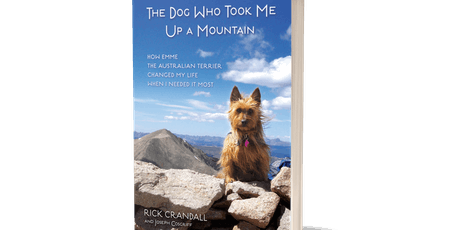 Rick Crandall in Palo Alto at Books Inc. tickets