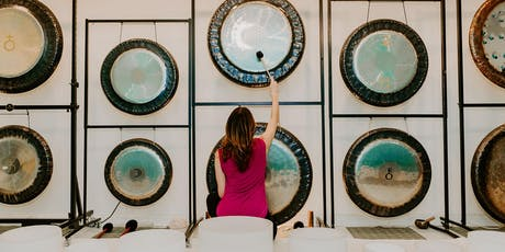 NEW MOON: GongPlay® Soundbath (Sound Bath) tickets