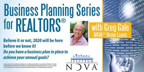 Business Planning Series for Realtors - Part #1 tickets