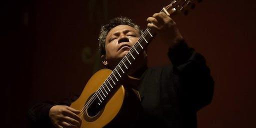 Luis Quintero en concierto