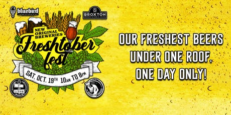 FRESHtober Beer Fest! tickets
