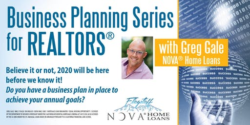 Business Planning Series for Realtors - PART #1