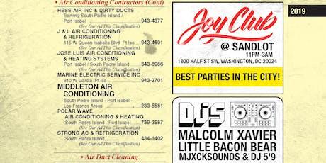 Joy Club @ Sandlot tickets