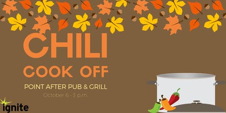 The Heat is On: Chili Cook Off tickets