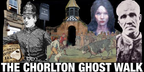 "The Chorlton Ghost Walk ""Chorlton Chiller"" Halloween Warm Up! tickets"