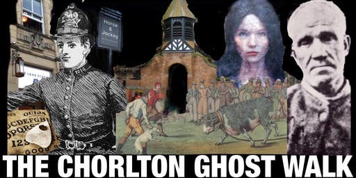 "The Chorlton Ghost Walk ""Chorlton Chiller"" Halloween Warm Up!"