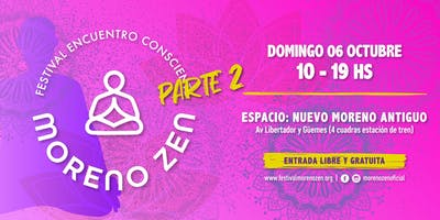 Moreno Zen, Festival Encuentro Consciente