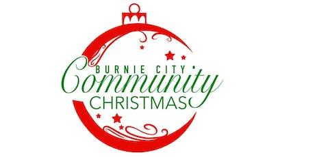 Burnie City Community Christmas tickets