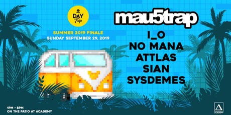 Day Trip ft. mau5trap tickets