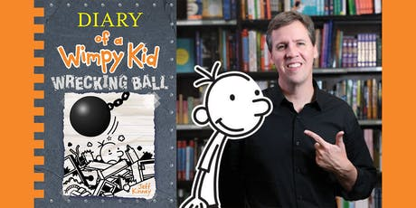 The Bookworm Presents - Diary of a Wimpy Kid: The Wrecking Ball Show tickets