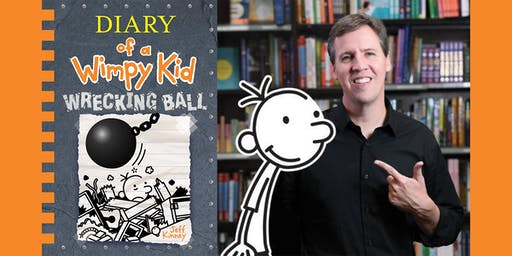 The Bookworm Presents - Diary of a Wimpy Kid: The Wrecking Ball Show