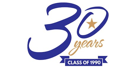 Class of 1990 30th Pearl Edition Reunion tickets