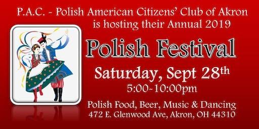 Polish Festival-2019-Akron Polish American Club