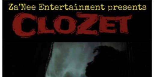 CloZet Confession stage production