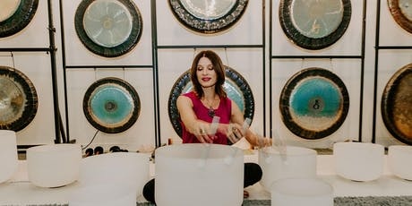 FULL MOON: GongPlay®Soundbath (Sound Bath) tickets