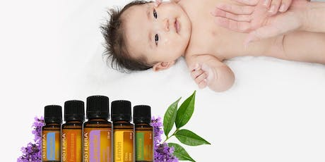 MOM , BABIES  AND ESSENTIAL OILS tickets