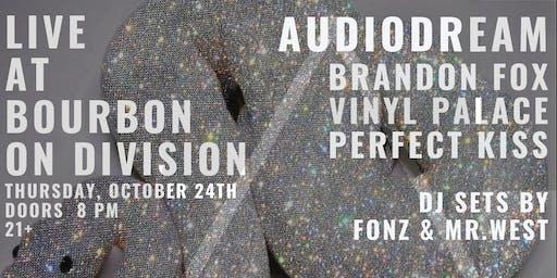 AUDIODREAM with Brandon Fox // Perfect Kiss // Vinyl Palace