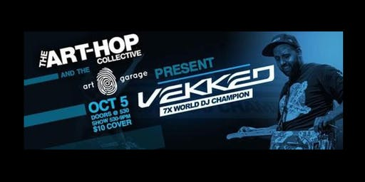 The Art-Hop Collective: Featuring DJ Vekked