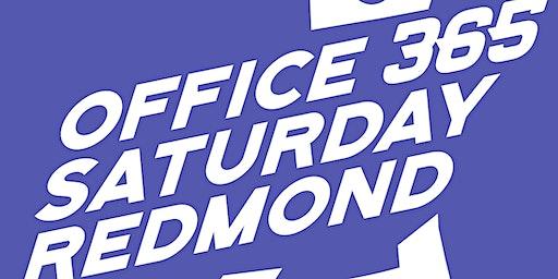 Office 365 Saturday Redmond 2020
